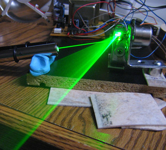 Computer Laser Scanner