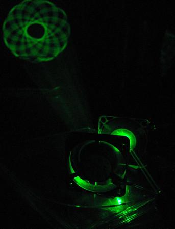 Laser Elipse