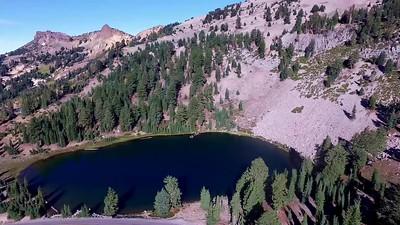 1 Lake Helen-Lassen Peak and Emerald Lake 2
