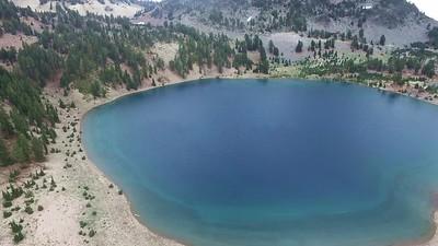 4-From Emerald Lake around to Lake Helen