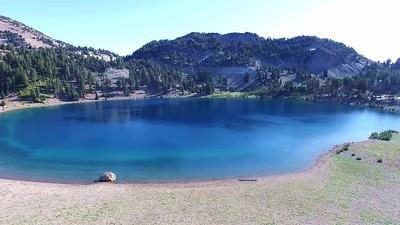 Landing at Lake Helen