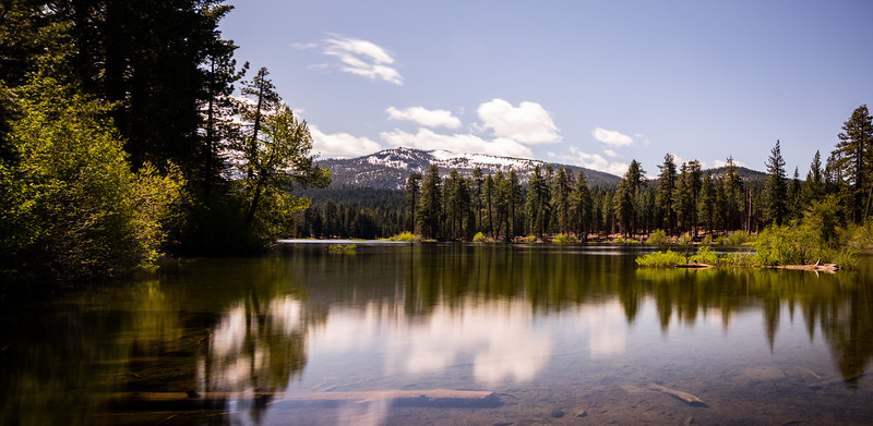 Manzanita Lake, Lassen National Park