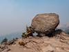 Glaciated boulder