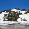 Lassen Summit Trailhead Perking, Lassen Volcanic National Park, California