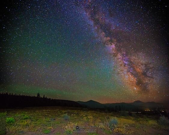 """Galactic Wasteland,"" Lassen Volcanic National Park"