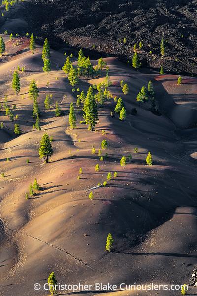Painted Dunes - Lassen