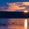 Lake Almanor Supermoon