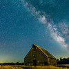 Olsen Barn Milky Way