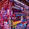 Anderson's Dock Warehouse Grafitti Ephraim WI_9127