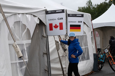 Tara works for the Canadian Team and for ..........................