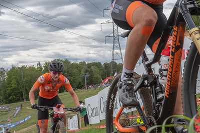 Anne Terpstra (Netherlands)   on the way to 4th place