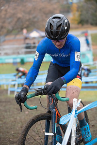 Tim Shea (NS) Team Nova Scotia - 15th place U23 Men