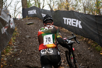 William Cote (QC) CX Sherbrooke - 12th place U23 Men