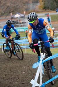 Noah Miller (ON) Woodstock Racing - 18th  place U23 Men