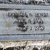 Broussard Cemetery, New Iberia, La 012817 013 Hebert