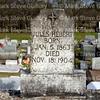Broussard Cemetery, New Iberia, La 012817 014 Hebert