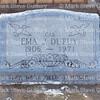 St Genevieve Catholic Cemetery, Brouillette, Louisiana 110416 034 Dupuy