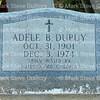 St Genevieve Catholic Cemetery, Brouillette, Louisiana 110416 032 Dupuy