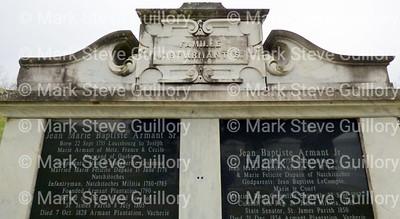 St James Catholic Church Cemetery, St James, La 012817 066 Armant Dupain