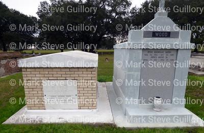 St James Catholic Church Cemetery, St James, La 012817 037 Wood Poche Vives Rodrigue