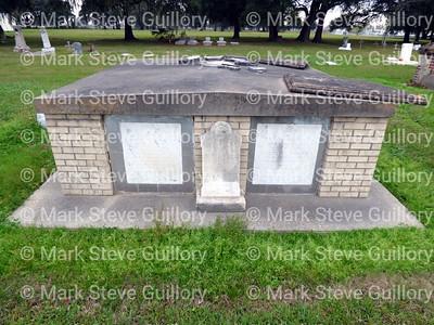 St James Catholic Church Cemetery, St James, La 012817 031
