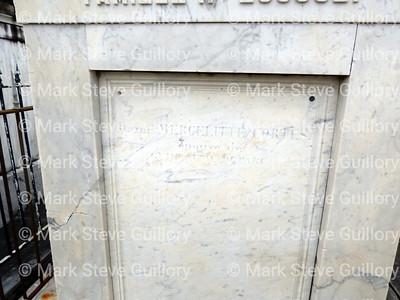 St James Catholic Church Cemetery, St James, La 012817 052 Cortes DuParc
