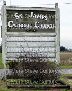 St James Catholic Church Cemetery, St James, La 012817 180