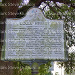 St Rose of Lima Cemetery, Cecilia, Louisiana 120216 050 Louis Hebert