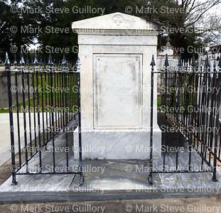 St James Catholic Church Cemetery, St James, La 012817 049 Billon