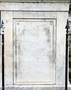 St James Catholic Church Cemetery, St James, La 012817 050 Billon