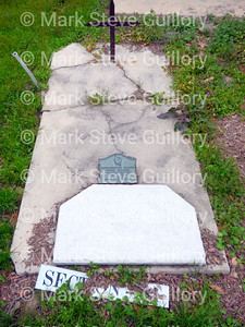 St James Catholic Church Cemetery, St James, La 012817 003 Cantrelle