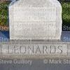 St Leo IV Cemetery, Robert's Cove, Louisiana 080415 107 Zaunbrecher Leonards