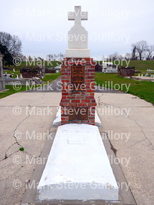 St James Catholic Church Cemetery, St James, La 012817 001