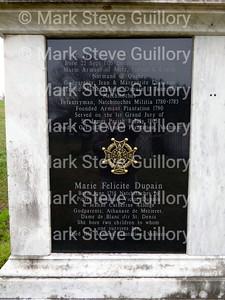 St James Catholic Church Cemetery, St James, La 012817 064 Armant Dupain