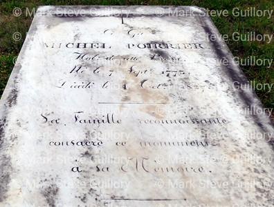 St James Catholic Church Cemetery, St James, La 012817 045 Poirrier