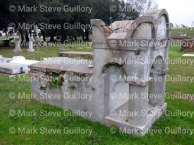 St James Catholic Church Cemetery, St James, La 012817 018 Pedesoleaux Mire