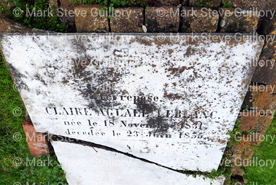 St James Catholic Church Cemetery, St James, La 012817 027 LeBlanc