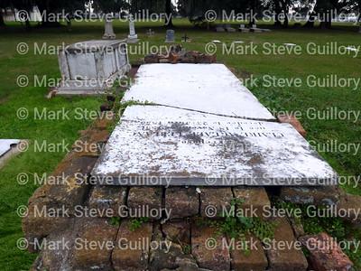 St James Catholic Church Cemetery, St James, La 012817 026 LeBlanc