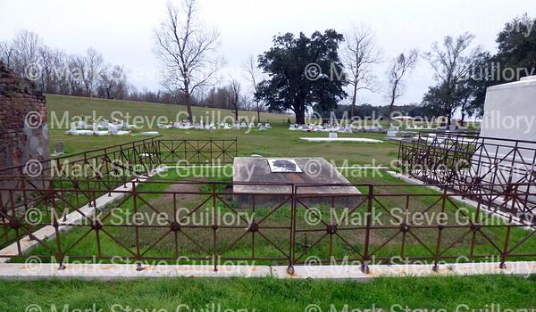 St James Catholic Church Cemetery, St James, La 012817 076