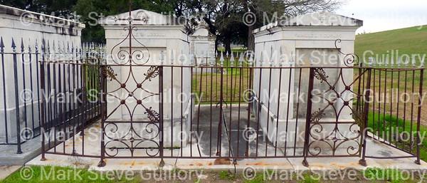 St James Catholic Church Cemetery, St James, La 012817 051
