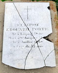 St James Catholic Church Cemetery, St James, La 012817 025 Portig