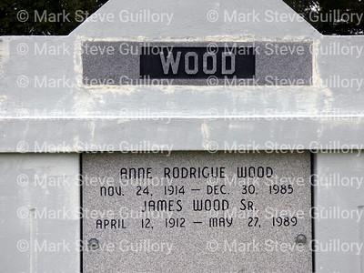 St James Catholic Church Cemetery, St James, La 012817 039 Wood Rodrigue