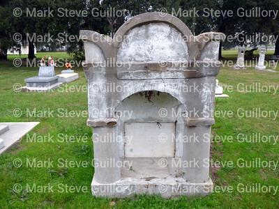 St James Catholic Church Cemetery, St James, La 012817 019 Pedesoleaux