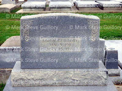 Platin Cemetery, Ville Platte, Louisiana 06272020-024 Guillory