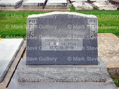 Platin Cemetery, Ville Platte, Louisiana 06272020-023 Ardoin