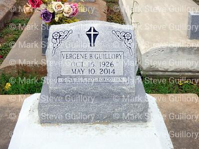 Platin Cemetery, Ville Platte, Louisiana 06272020-019 Guillory