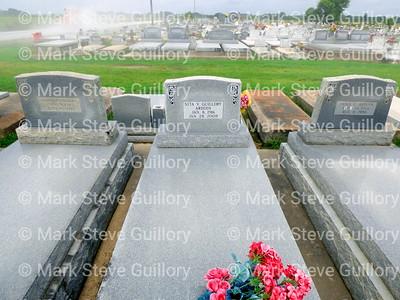 Platin Cemetery, Ville Platte, Louisiana 06272020-021 Guillory Ardoin