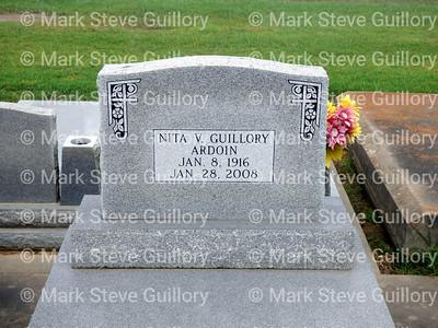 Platin Cemetery, Ville Platte, Louisiana 06272020-022 Guillory Ardoin
