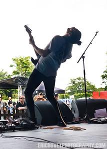 Amongst Liars at Love Rocks Festival