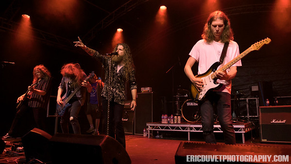 Bad Touch at Love Rocks Festival